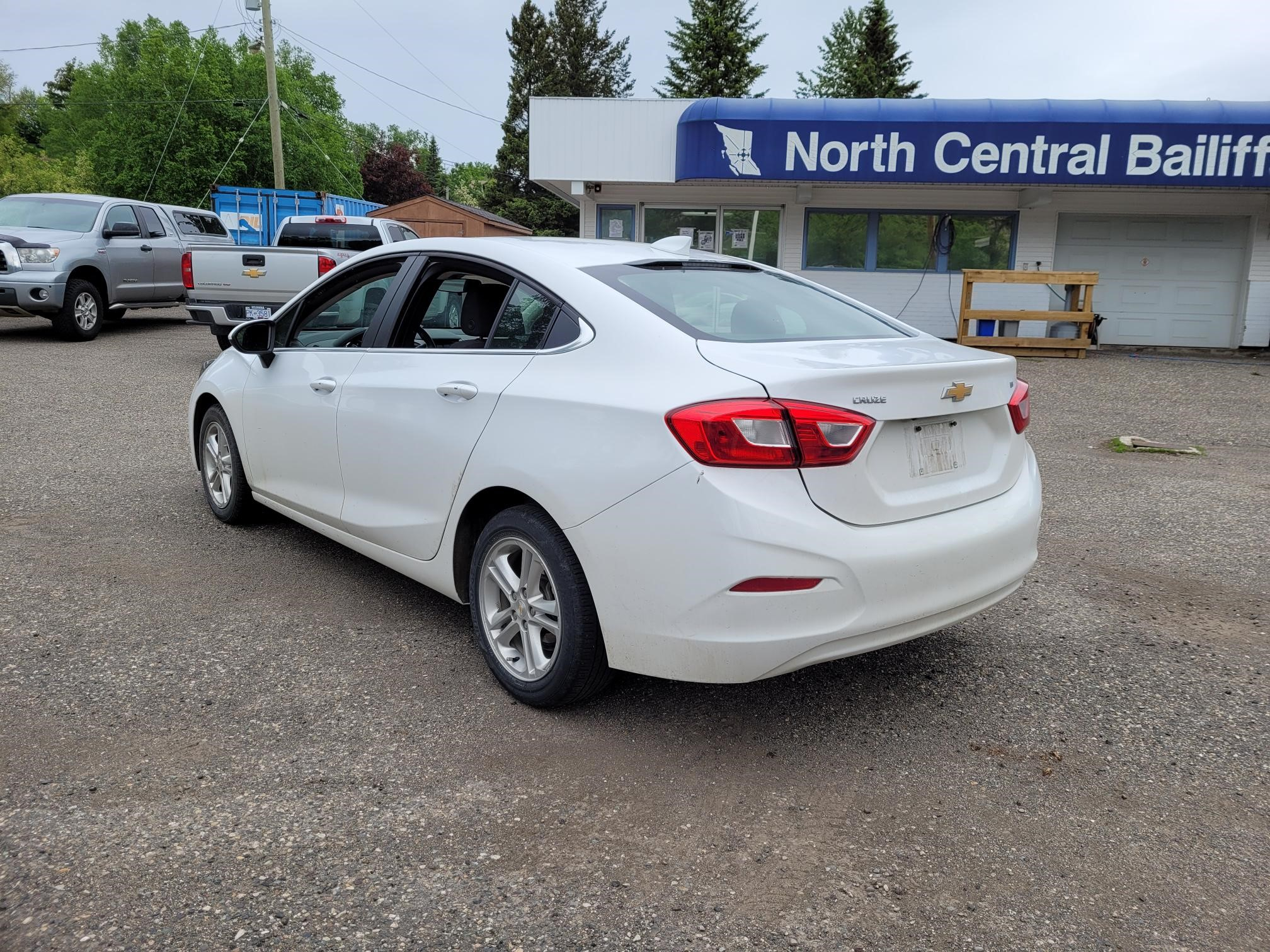 2018 Chevrolet Cruze LT  ID#B-PG-0463 Located in Prince George