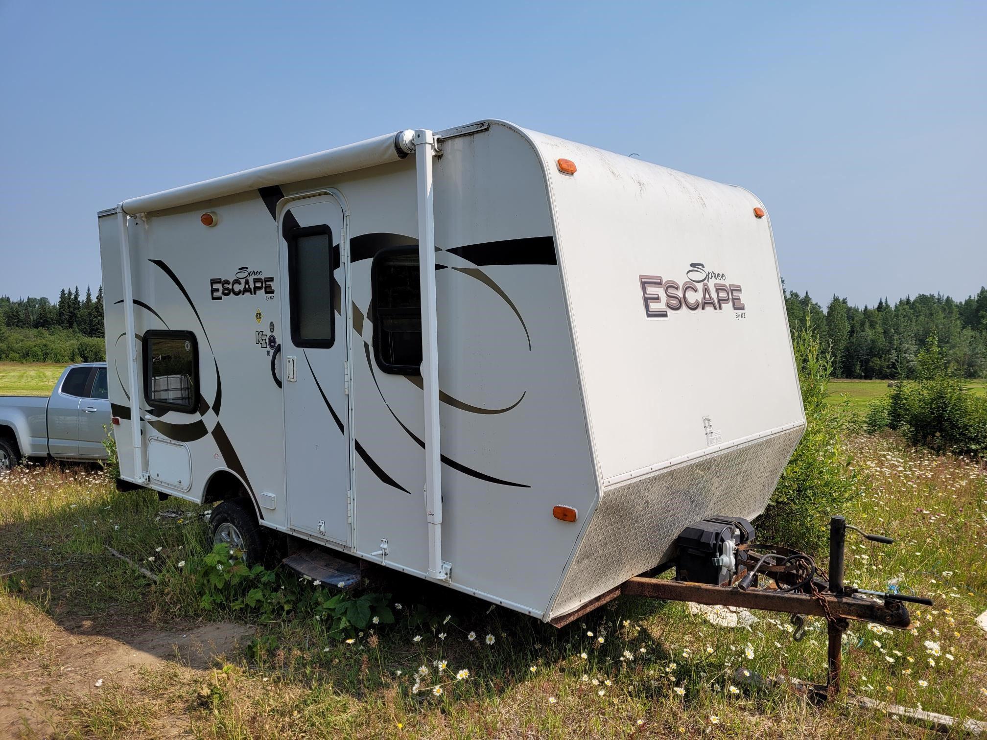 2011 Spree Escape Sportsman #B-PG-0471 Located in Prince George