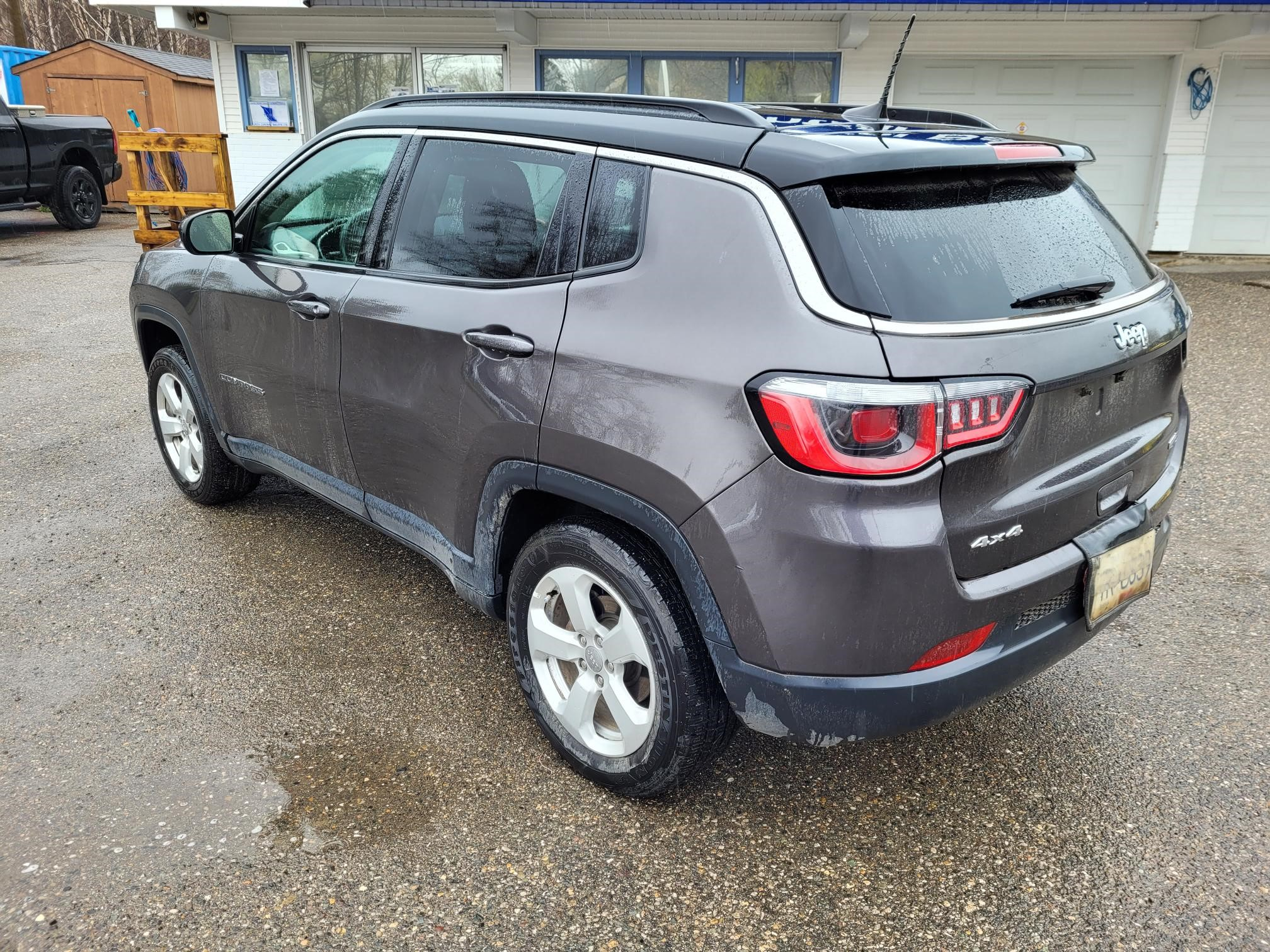 2019 Jeep Compass North  ID#B-PG-0416 Located in Prince George