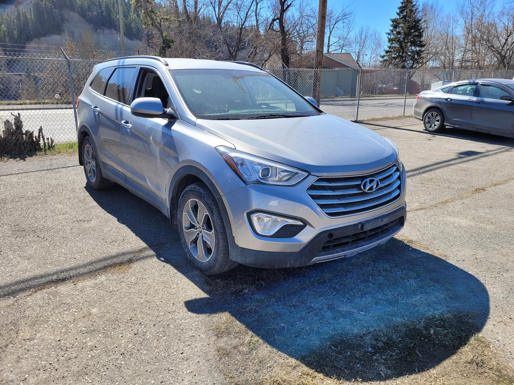 2015 Hyundai Santa Fe XL Premium  ID#B-PG-0444 Located in Prince George