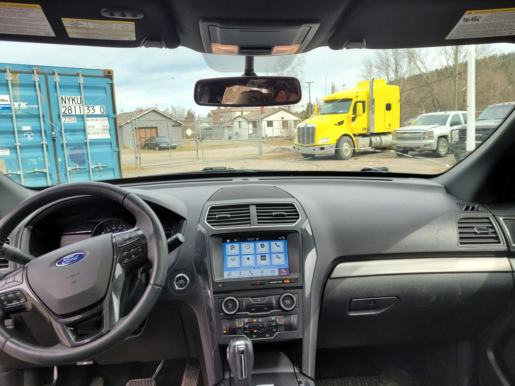 2018 Ford Explorer XLT   ID#B-PG-0441 Located in Prince George