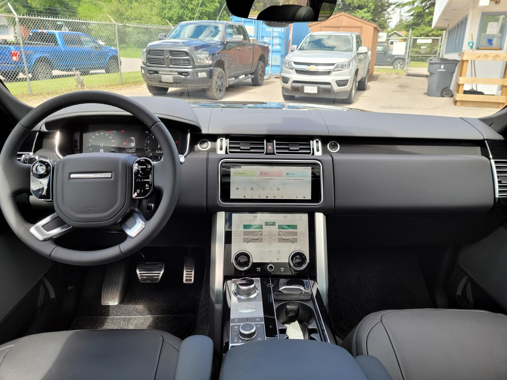 2021 Land Rover Range Rover P400 #B-PG-0467 Located in Prince George