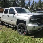 2018 Chev Silverado 1500 #B-WL-0057