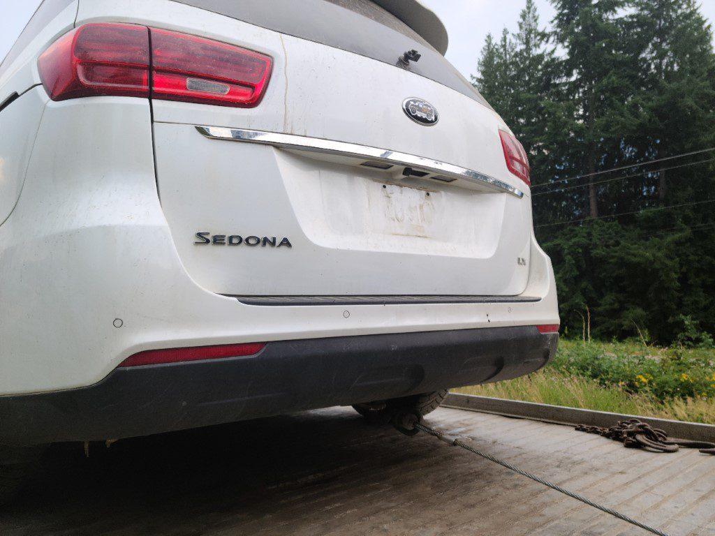 2019 Kia Sedona LX #B-KEL-0388 Located in Kelowna
