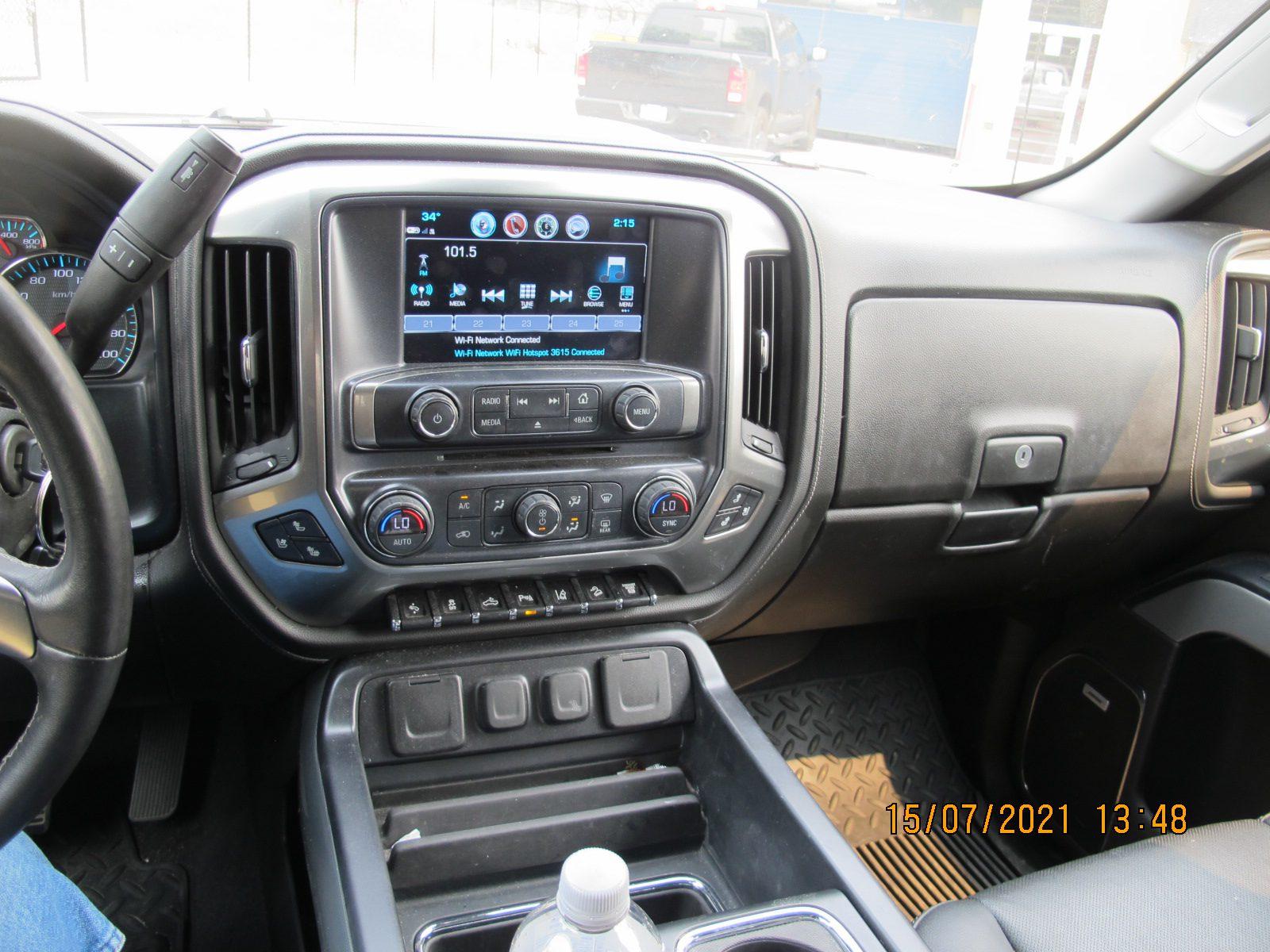 2019 Chevrolet Silverado Duramax Z71 3500 #B-KEL-0393 Located in Kelowna