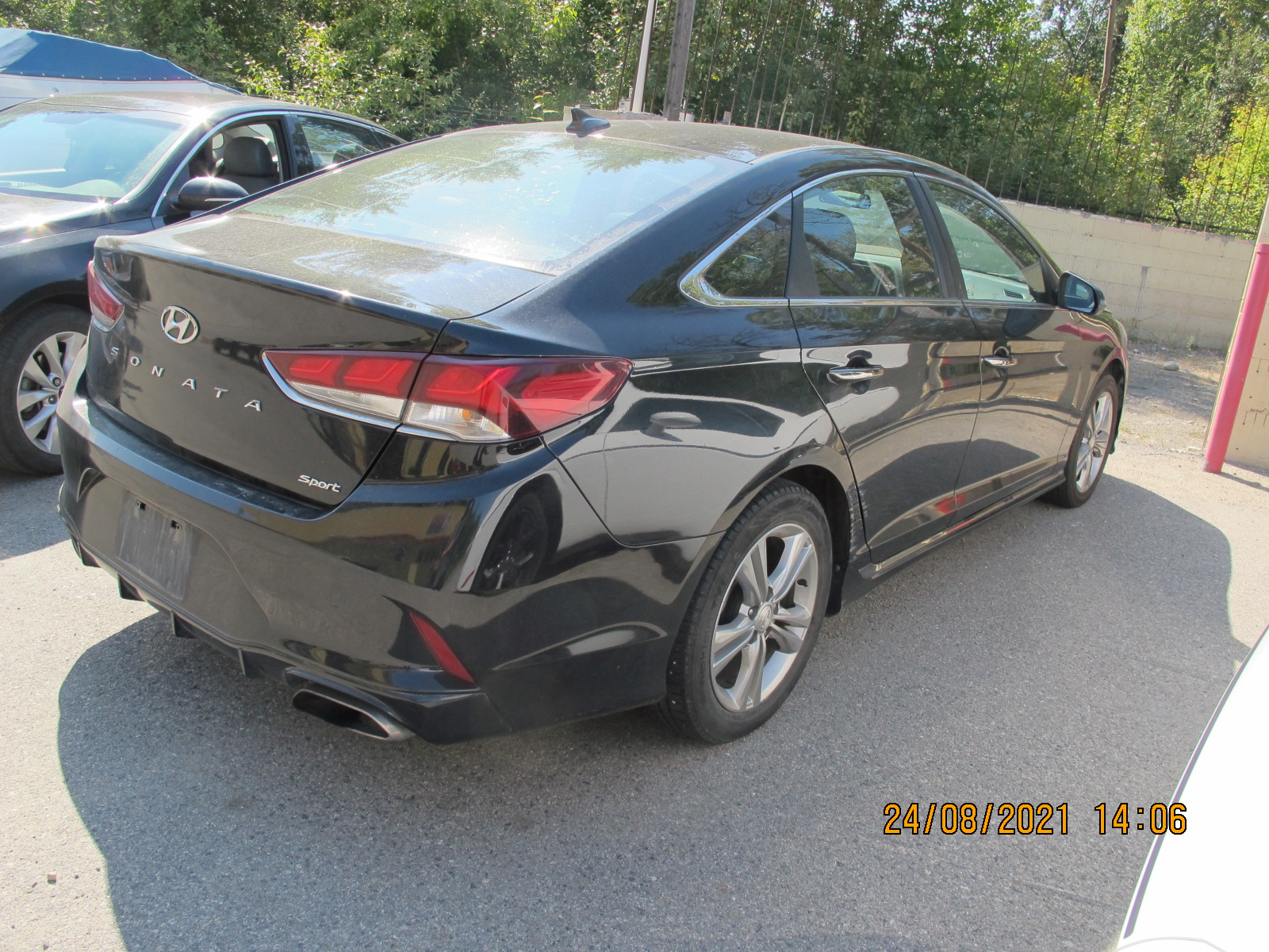 2018 Hyundai Sonata #B-KEL-0409 Located in Kelowna