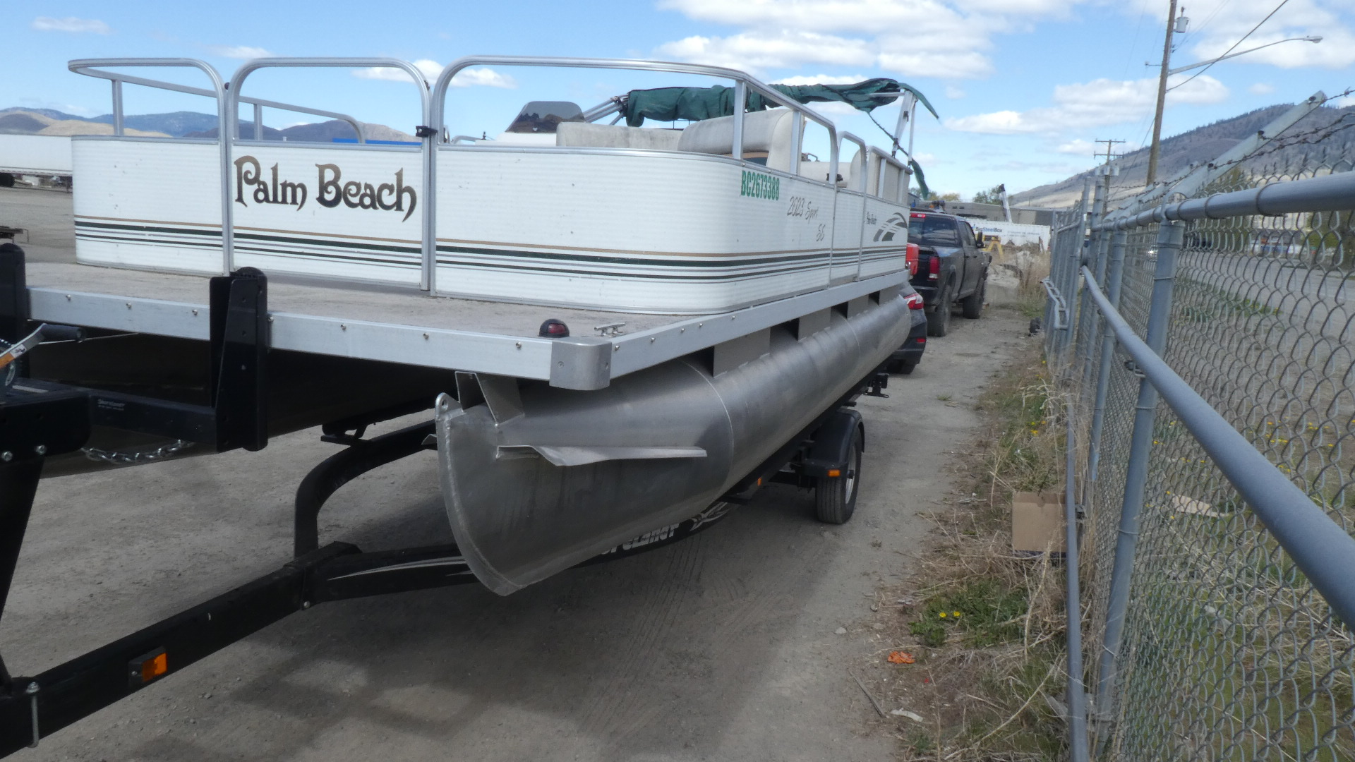 2009 Palm Beach 2023 Sport SE     ID#B-KAM-0225 Located in Kamloops
