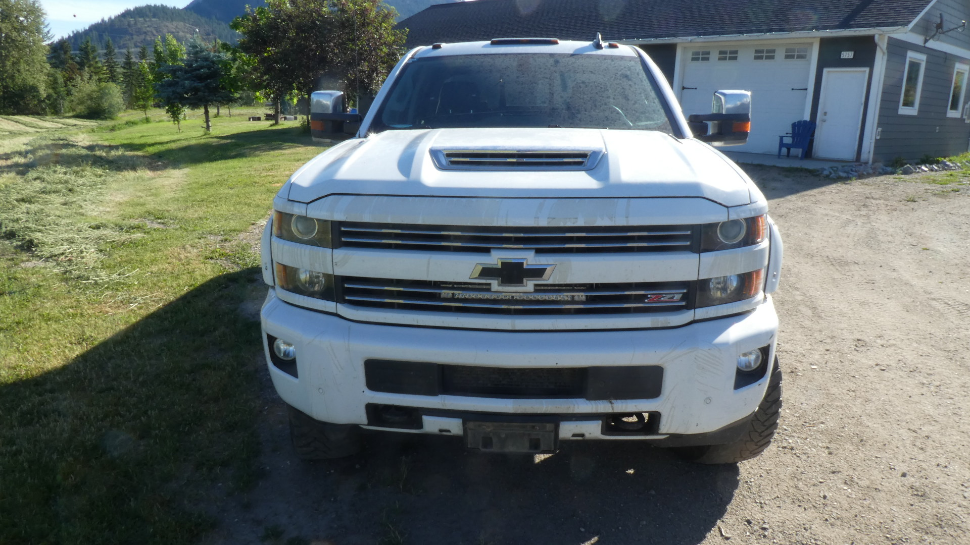2018 Chevrolet 3500 Z71 #B-PG-0452 Re- Listed Located in Kelowna